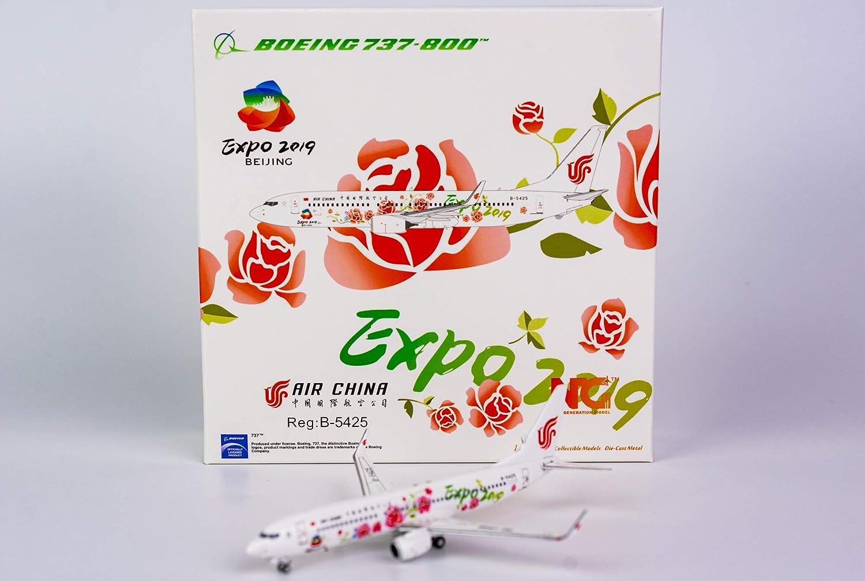 NG Model NGM53137 1:400 TAG Aviation Boeing 757-200 Reg #G-TCSX pre-Painted//pre-Built