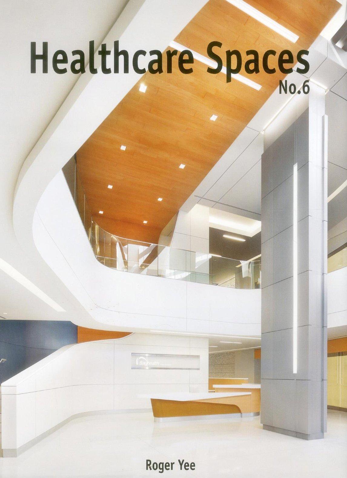 Amazon Healthcare Spaces No 6 9780983450160 Roger Yee Books