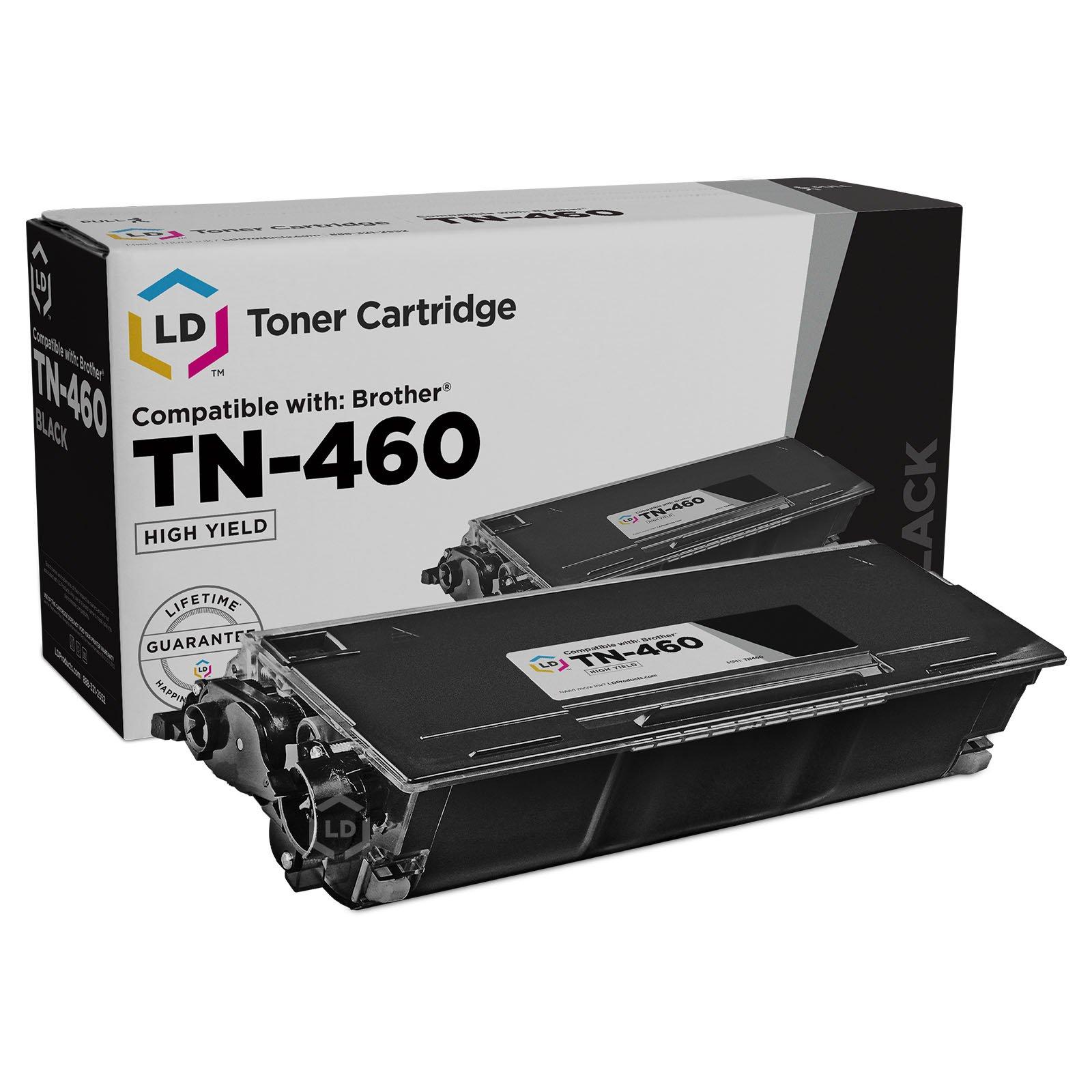 Toner Alternativo ( X1 ) Alta Capacidad Negro TN460
