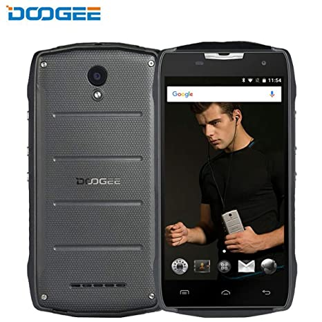 Doogee T5 Smartphone Robusto, 4G LTE Desbloqueado, 3GB RAM + 32GB ...