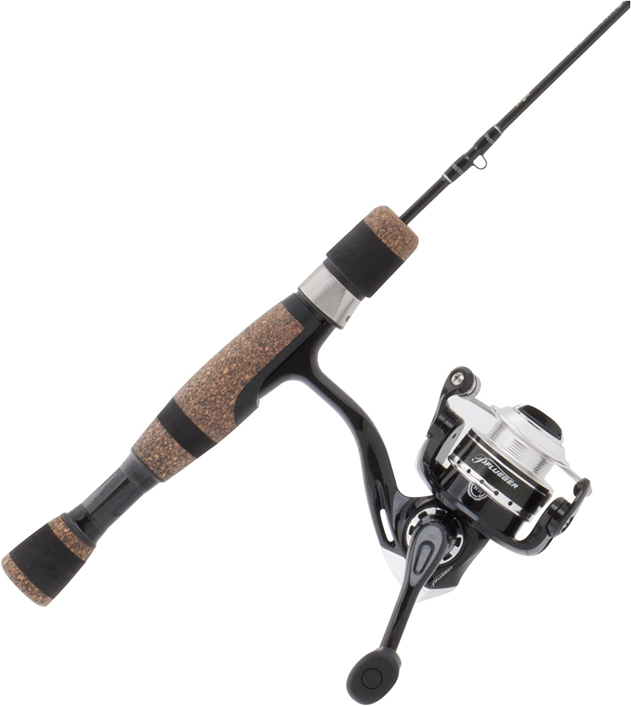 Fenwick Nighthawk Ice Fishing Reel & Rod Combo