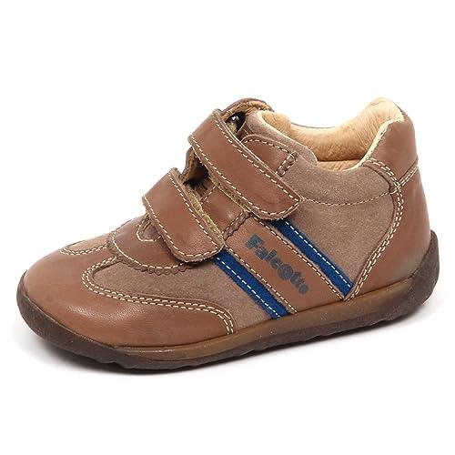 Passi Naturino Bimbo Brown Sneaker By Falcotto E3292 Primi Scarpe shtdQrxC