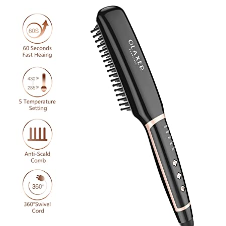 Review OLAXER 1 Inch Curling