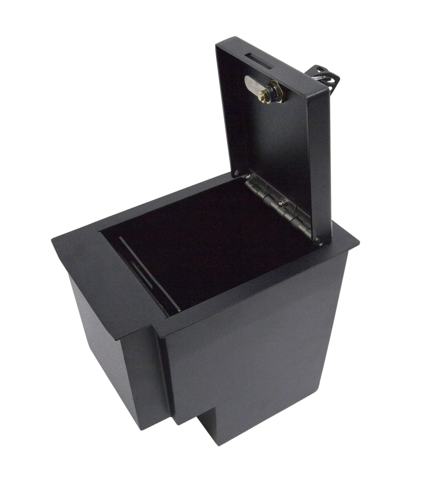 Lock'er Down Console Safe with 4 Digit Combo, Works with 2010 - 2019 Toyota 4Runner by Lock'er Down® (Image #2)