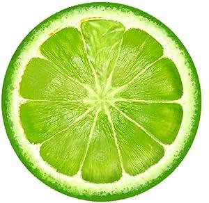 LAAT 5pcs Fake Fruit Simulation Lemons Artificial Lemon Faux Food House Decorations Fruit for House Kitchen Party Decoration Wedding Photography Home Décor