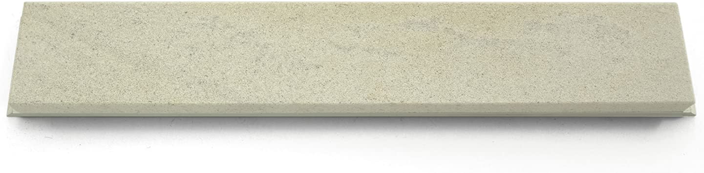 4 x 1 x 0.25 American Natural Sharpening Stone of Estimated 800 grit for KME Queer Creek Whetstone