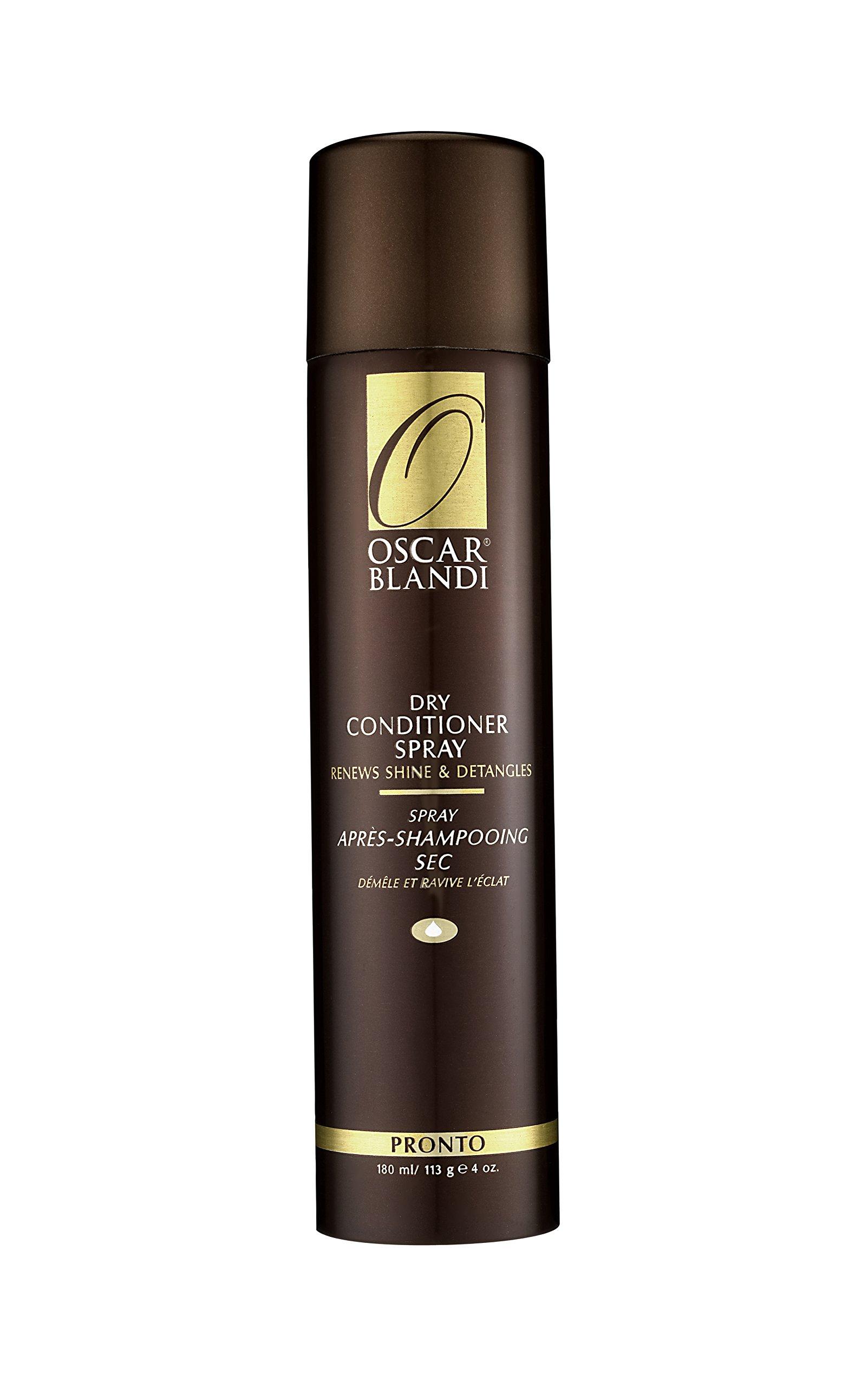 Oscar Blandi Pronto Dry Conditioner Spray, 4 Oz