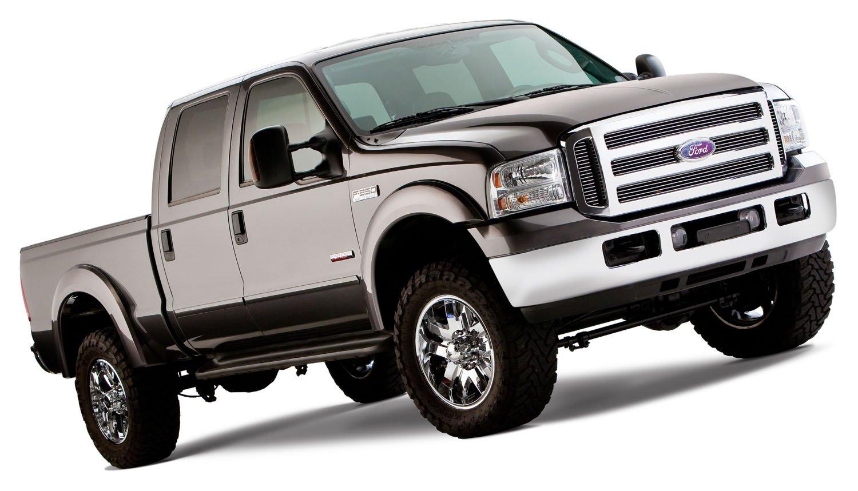 Bushwacker Ford Extend-A-Fender Flare Set of 4