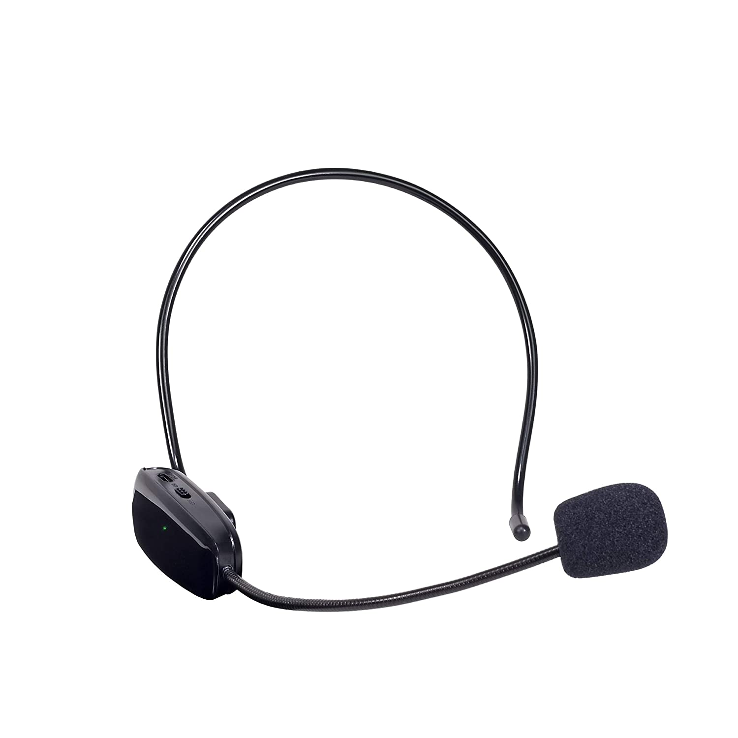 Hisonic HS100A 2.4G 40-Channel Auto-pairing Wireless Headset Microphone