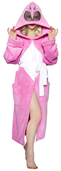 Power Rangers Pink Robe Loungewear, One Size