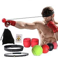 DOTSOG Wrist Trainer Exercises Power Ball Wrist&Forearm Strengthener Essential Push-Start Spinner Gyro Ball with LED…