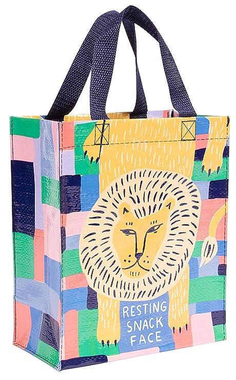 Amazon.com: Bolsa de almuerzo reutilizable o bolsa de regalo ...