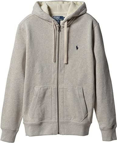 Polo Ralph Lauren Classic Fleece Sudadera: Amazon.es: Ropa y ...