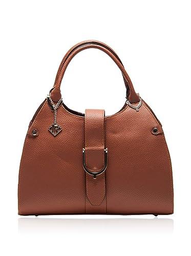 56e0a2bf5a664 Isabella Rhea Henkeltasche cognac  Amazon.de  Schuhe   Handtaschen