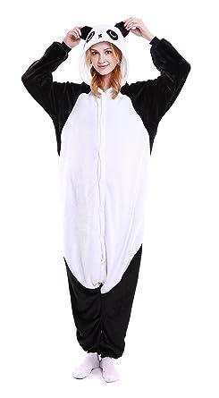 5b8d52ef0d Women s Adult Cartoon Animal Cosplay Pajamas Sleepwear Onesies Costume  (L(Ht:65 quot