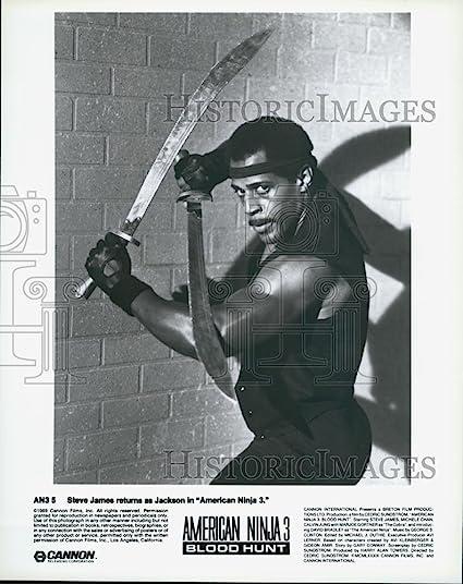 Amazon.com: Vintage Photos 1989 Press Photo Steve James ...