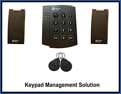 Amazon Professional Keyless Door Entry System Kit Stand