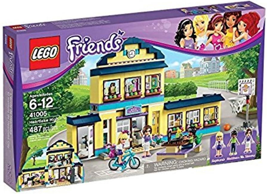 LEGO Friends - Escuela playset, Juego de construcción (41005 ...