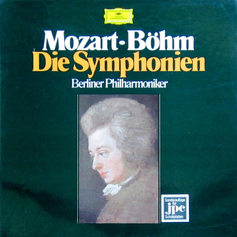 Mozart: Die Symphonien [Vinyl Schallplatte] [15 LP Box-Set]: Amazon.de:  Musik