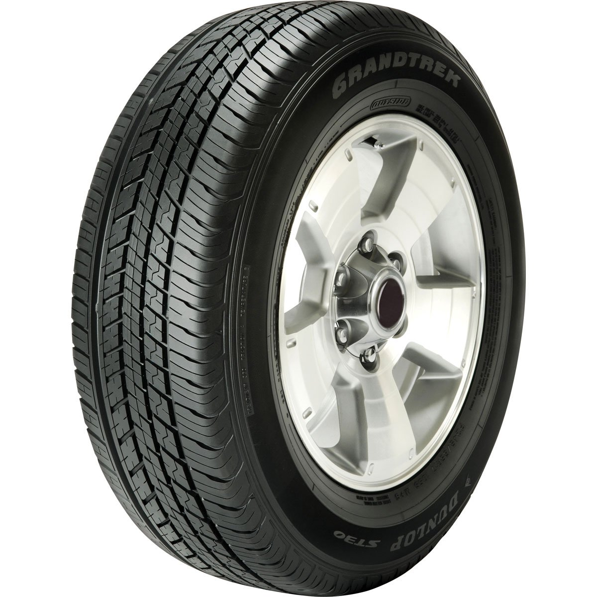 Dunlop Grandtrek ST 30  - 225/60/R18 100H - C/C/70 - Summer Tire (4x4) GOODYEAR DUNLOP TIRES OPERATIONS S.A. 4038526257079