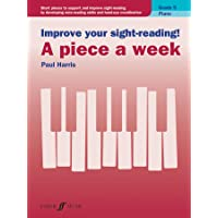 Improve your sight-reading! A piece a week Piano Grade 5