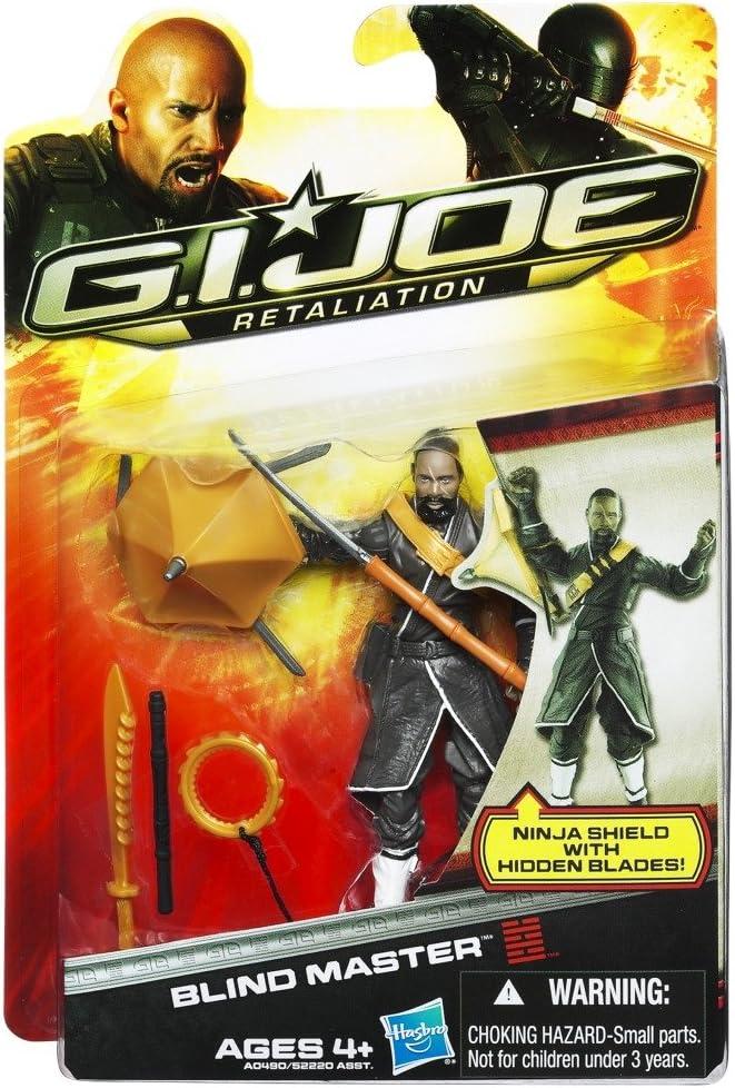 Amazon.com: G.I. Joe Retaliation estor Master figura de ...