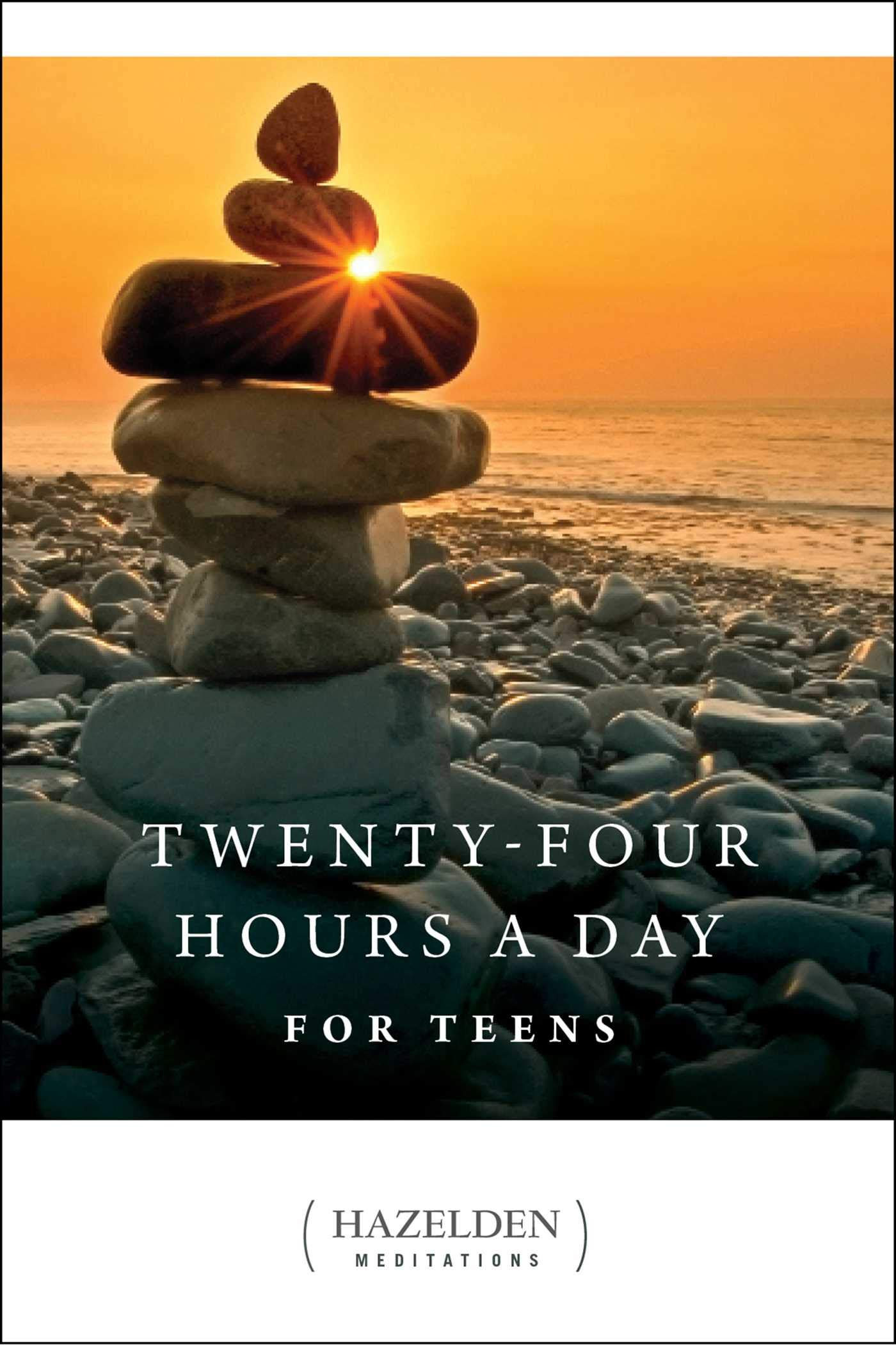 Twenty-Four Hours a Day for Teens: Daily