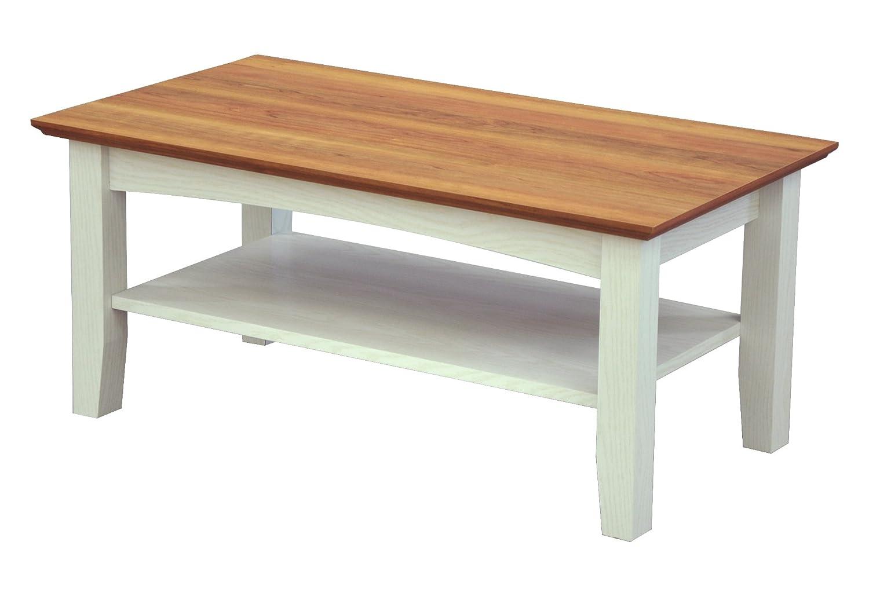 エイアイエス (AIS) ローテーブル ホワイト 90x50x40cm シャルロット GTCL-07 B07FLXNWP9