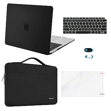 Amazon.com: Mosso - Funda rígida de plástico para MacBook ...