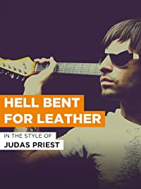 Judas priest hell bent for leather video