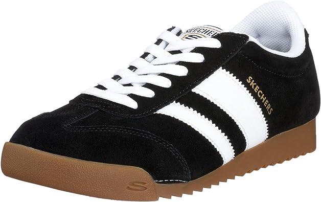 Skechers Herren Zingers Meander 2 Sneakers, Schwarz (BKW), 42 EU