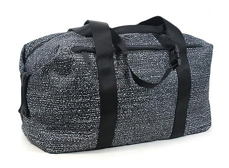 0a6f8961a292 Lululemon Maxi Salt Alpine White Black Waterproof Fast Track Duffel Bag  New  Amazon.ca  Luggage   Bags