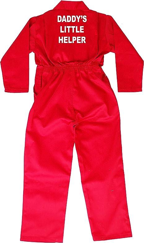 Toddler Kids Coveralls Boiler Suit