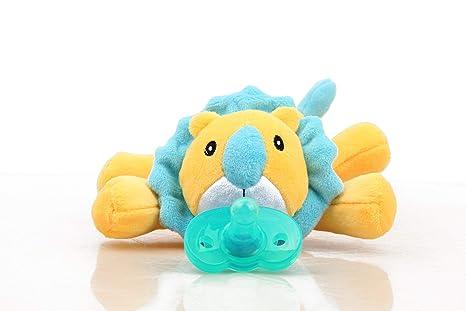 Amazon.com: ZPour - Chupete para recién nacido con animal ...