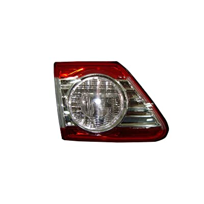TYC 17-5294-00-1 Compatible with TOYOTA Corolla Left Replacement Reflex Reflector: Automotive