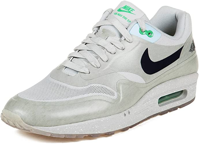 air max 1 green grey