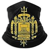 US Navy Naval Academy Outdoor Face Mouth Mask Windproof Sports Mask Ski Mask Shield Scarf Bandana Men Woman