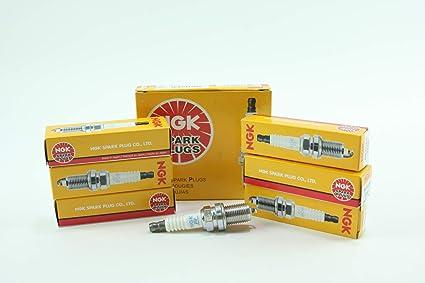 NGK Spark Plugs BKR5E NGK22 Blister 4 11