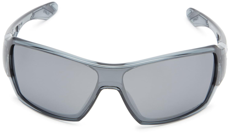 Oakley Unisex Sonnenbrille Offshoot Rechteckig, Gr. M, Schwarz Iridium Polarised