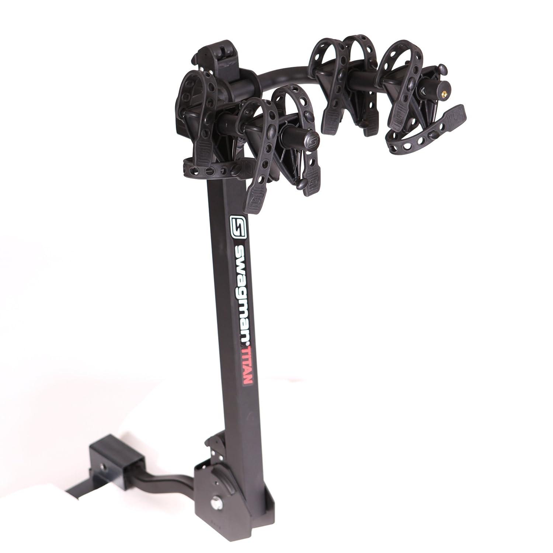 Receiver Hitch Bike Rack >> Swagman Titan 2 Folding Hitch Bike Rack