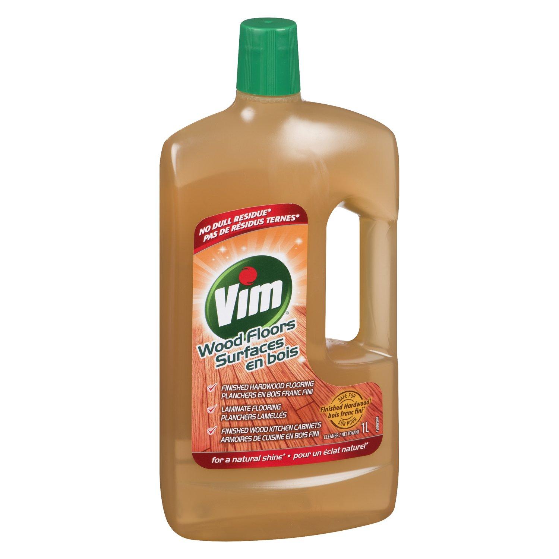 Vim Floor Cleaner Hardwood 1L