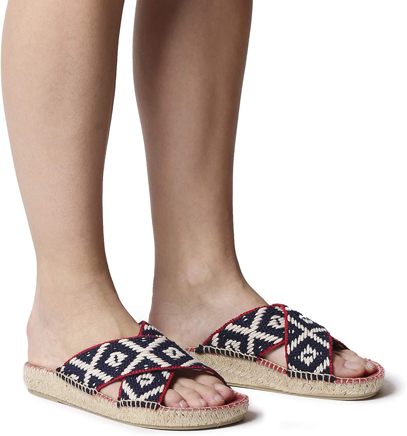 Toni Pons Bali-BK Espadrille for Woman Made of Cotton.