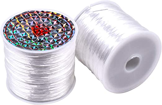 Stretch Elastic String Cord Thread For Jewelry Making Wire Bracelet Beading New