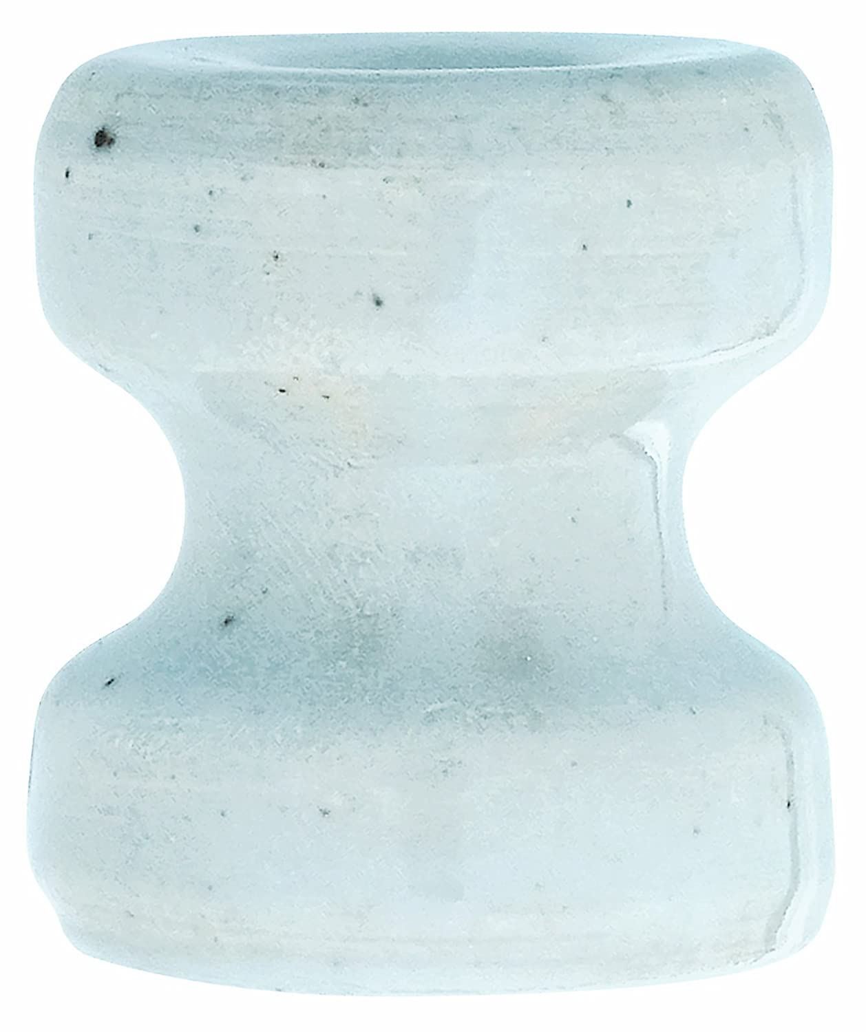 Fi-Shock MP-6 Small Corner or End Post Porcelain Insulator, 10-Per Box