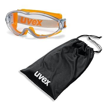 ddc21e48ed072f UVEX lunettes de Ultrasonic 9302 – Set + sacs microfibre 9302285 9302245 –  Plein Vision