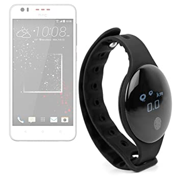 DURAGADGET Reloj Inteligente Bluetooth podómetro/calorías ...