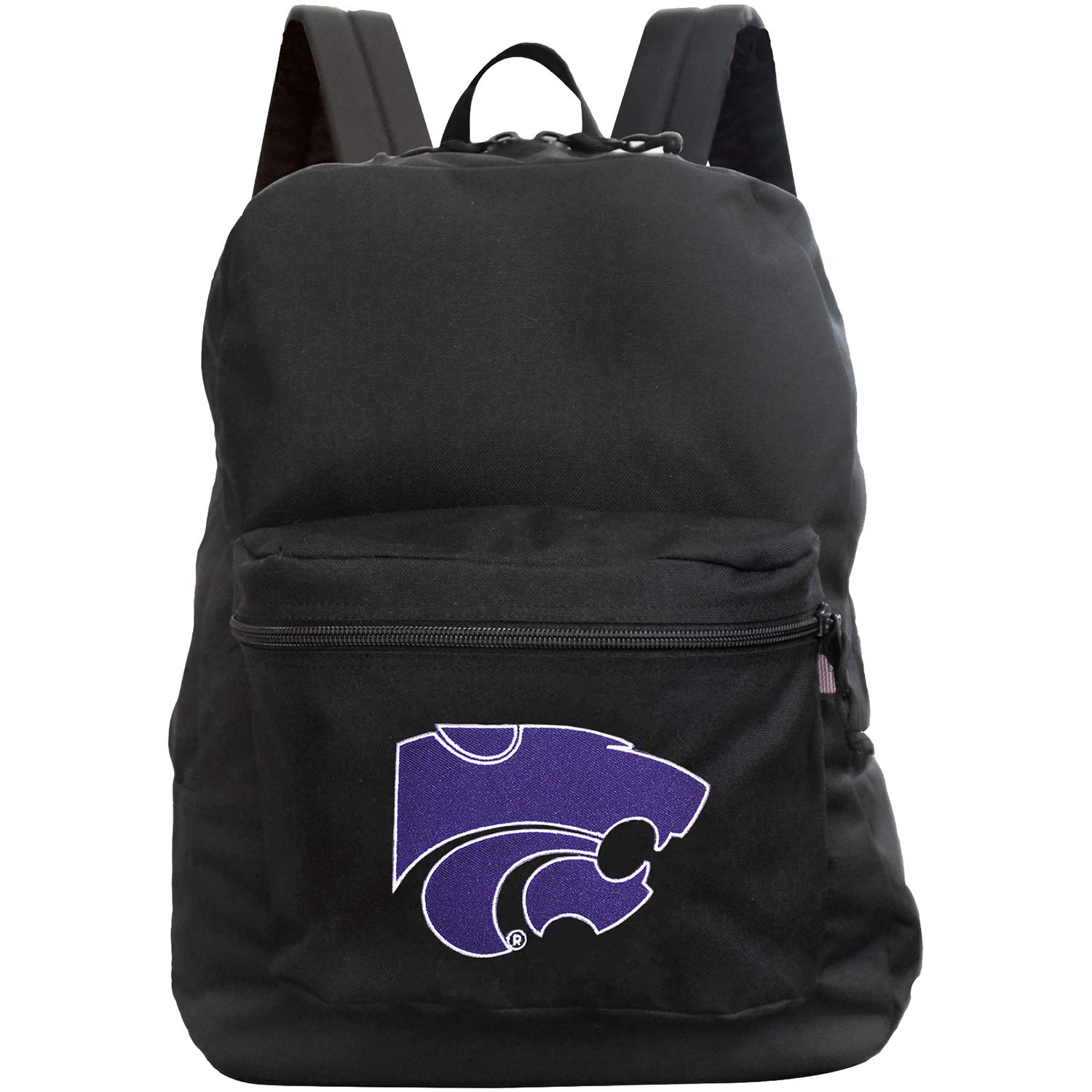 Black 16-inches NCAA Made in The USA Premium Backpack