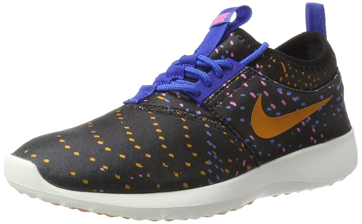 Nike Juvenate Print Women Round Toe Canvas Gray Running Shoe