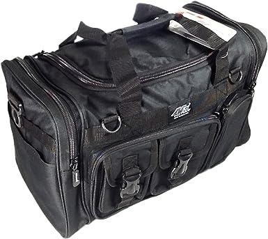 """Multi-Usage Royal//Black 20/"""" Hunting Shooting  Duffle Duffel Gym Sports Bag"""