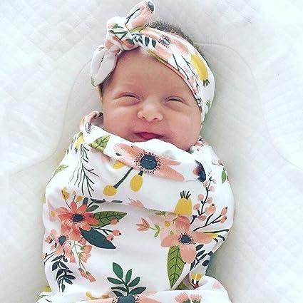 Saco de dormir de arrullo para bebé impresión vibola Super suave y cálida manta recién nacido
